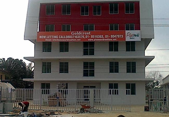 10nos Open Plan Office Spaces , Lekki Ajah, Lagos