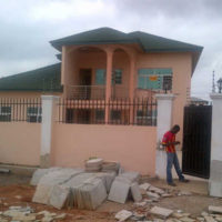 4 Bedroom Duplex Re Fit, Agiringhanor, East Legon, Accra