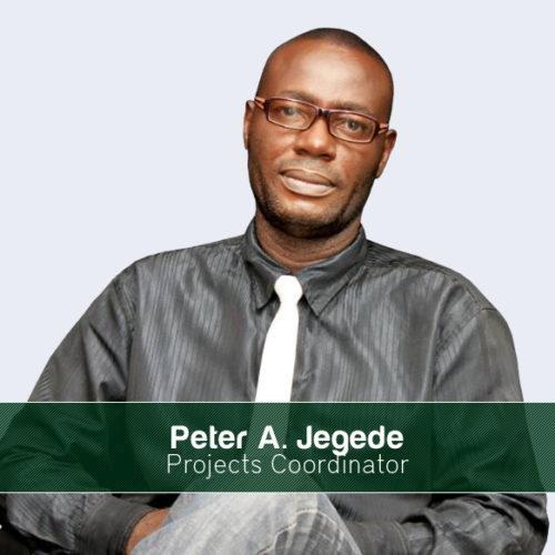 PETER A. JEGEDE, MNSE